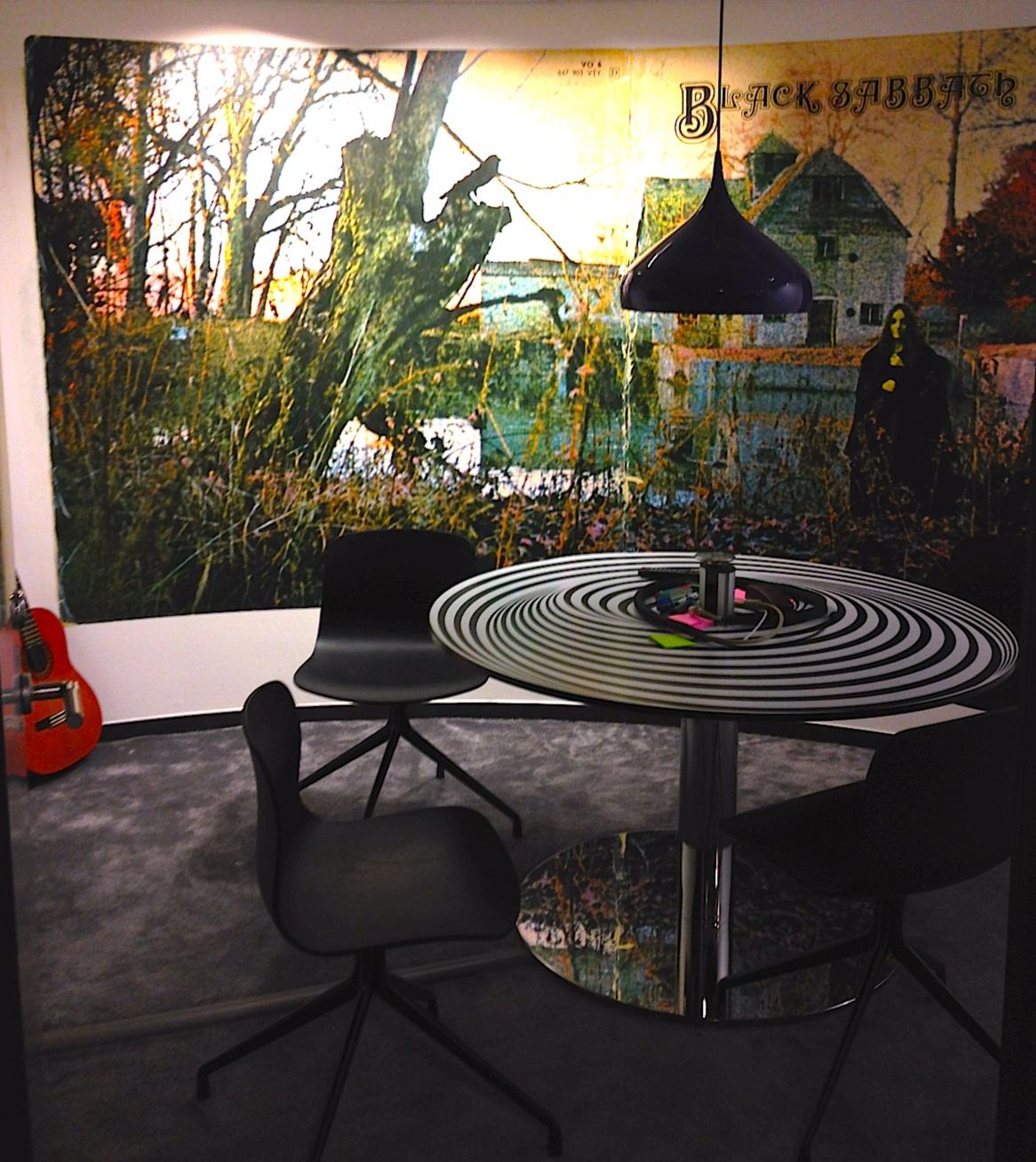 Spotify Stockholm meeting room