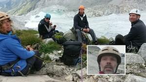 Rhone glacier offline summer holiday